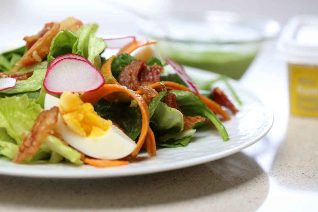 Classic Green Goddess Salad Dressing