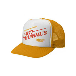 Ithaca trucker hat